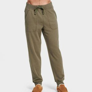 UGG HANK JOGGERS PANTS IN OLIVE NWT